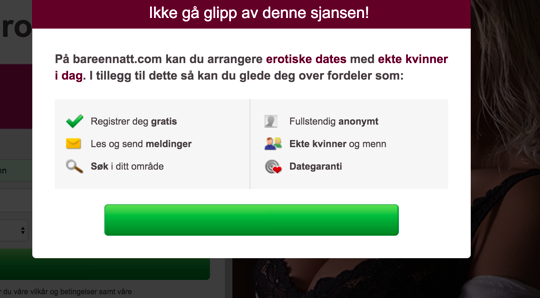 gratis ingen konto dating